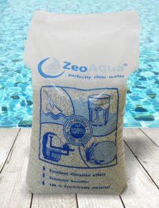 ZeoAqua vattenrening i 20 kg säck